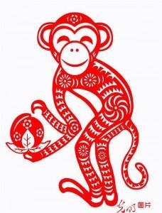 2016, Année du singe de Feu