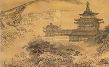 Les châteaux et le Feng shui